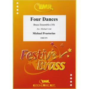 Four Dances-Praetorius