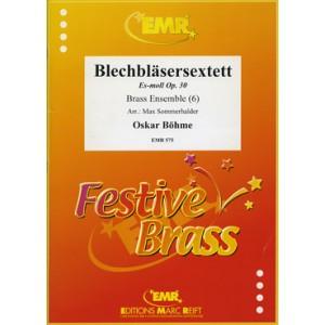 Trompeten-Sextett Op.30-Boehme