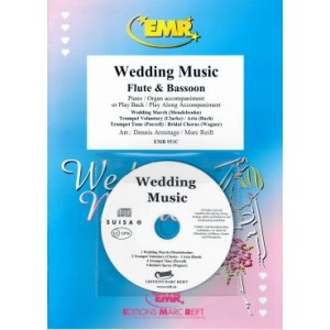 Wedding March (Flauta-Fagot+CD)Varios