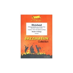 Dixieland (Clarinete-Tenor+CD) Armitage