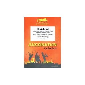 Dixieland (Flauta-Tenor) Armitage