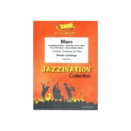Blues (Clarinete - Trombón), Armitage, EMR 8101