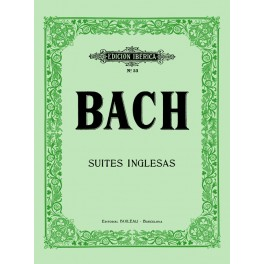SUITES INGLESAS-BACH
