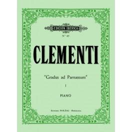 GRADUS AD PARNASSUM I-CLEMENTI