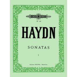 SONATAS I -HAYDN