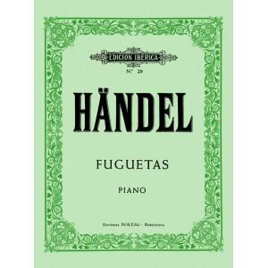 FUGUETAS- HÄNDEL