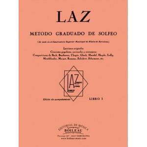 METODO SOLFEO LAZ