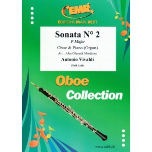 Sonata n.2 Fa mayor (Oboe-Piano) Vivaldi