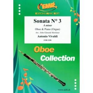 Sonata n.3 la menor (Oboe-Piano) Vivaldi