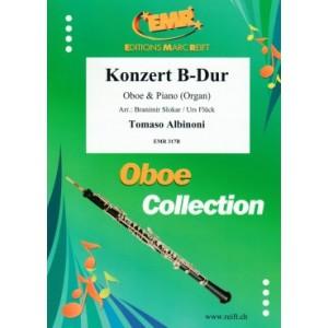 Konzert B-dur (Oboe-piano) Albinoni