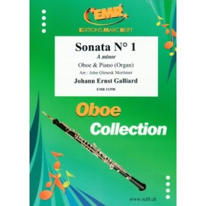 Sonata n.5 (Oboe-Piano) Galliard