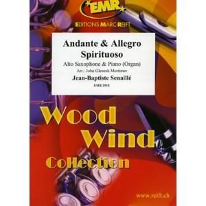 Andante-Allegro Spiritoso - Senaille.