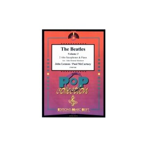 The Beatles , vol.3 (2 saxos altos)