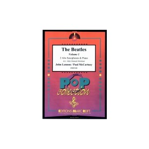 The Beatles , vol.1 (2 saxos altos-piano)