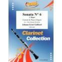 Sonata n.6 -Galliard