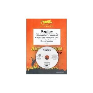 Ragtime (clarinete-saxo tenor)
