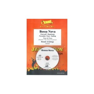 Bossa Nova (flauta-piano)CD,Armitage