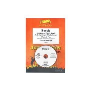 Boogie (2 Flautas-CD)Armitage
