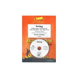 Swing(2 Flautas-piano)+CD playback