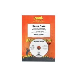 Bossas Nova (2 Flautas)