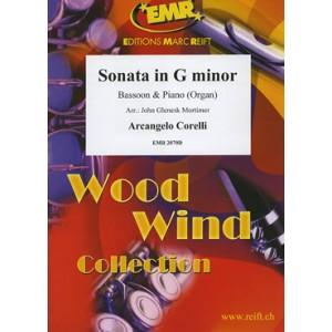 Sonata in G minor -Corelli