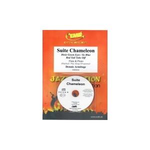 Suite Chameleon(flauta-piano)CD, Armitage