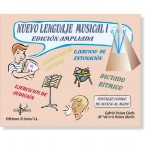 NUEVO LENGUAJE MUSICAL I (Audio en APP)