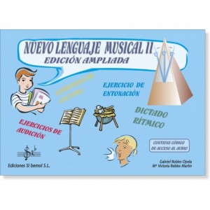 NUEVO LENGUAJE MUSICAL II (Audio en APP)