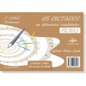 65 DICTADOS 1º CURSO PROFESIONAL