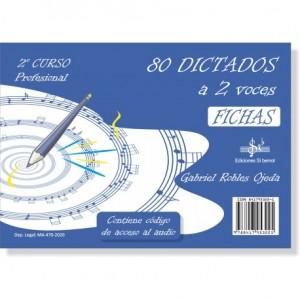 80 DICTADOS 2º CURSO PROFESIONAL