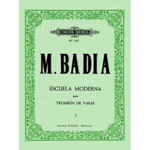 ESCUELA MODRNA TROMBON-BADIA